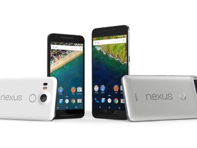 Los Nexus de 2015 contra los mejores del año, así queda la lucha en los tope de gama Android