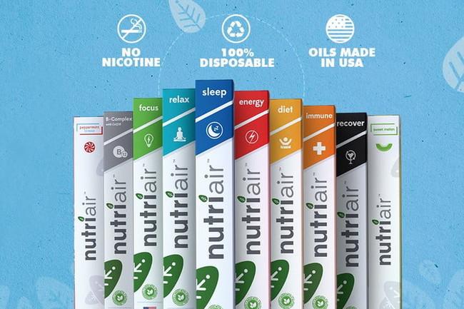 """Hay una compañía que asegura haber creado """"nutrientes inhalables"""" como alternativa a las bebidas energéticas y suplementos"""