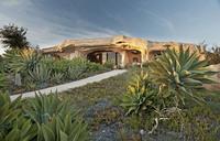Casas poco convencionales: la casa de los Picapiedra