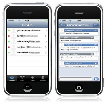 MobileChat ya está disponible en la App Store