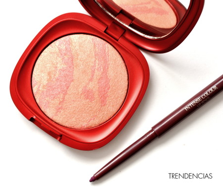Double Color Baked Blush Kiko