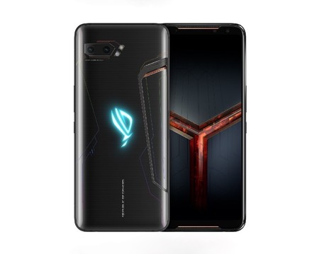 Rog Phone 2 Diseno
