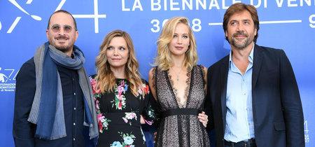 Aronofsky indigna al público y fracasa en taquilla con 'Madre!' pero Paramount le defiende