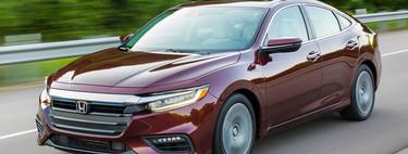 Honda Insight 2019: Precios, versiones y equipamiento en México