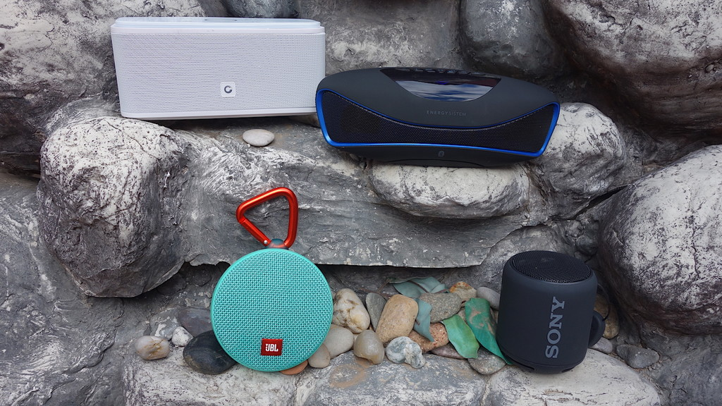 Altavoces Bluetooth® Fuente