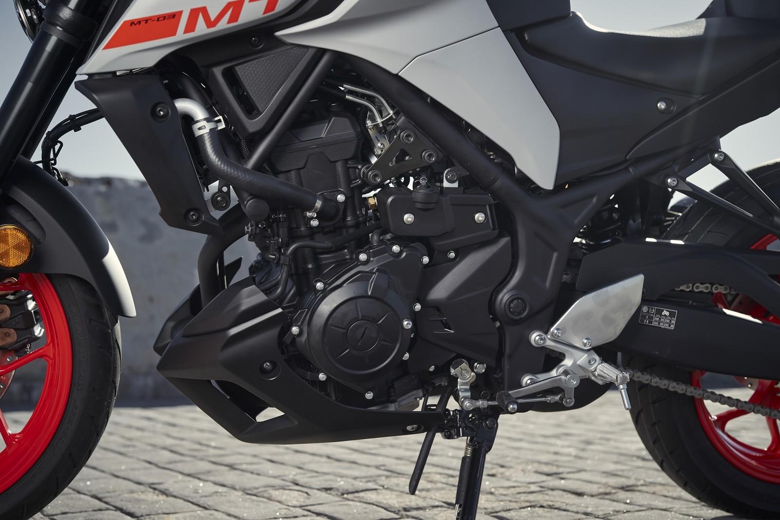 Foto de Yamaha MT-03 2020, prueba (23/33)