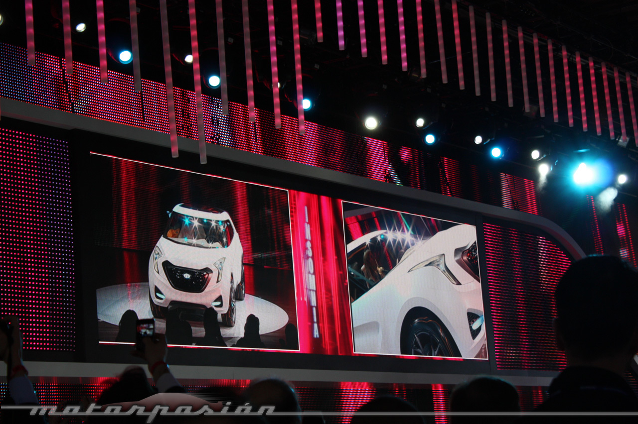 Hyundai CURB en el Salón de Detroit