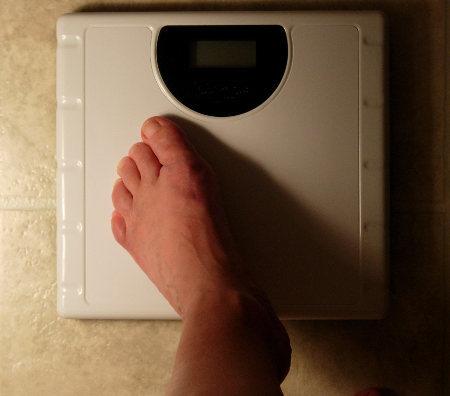 ¿Cuánto peso podría perder en una semana?