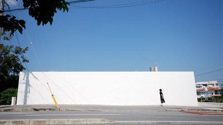 Casas que inspiran: una casa patio en Japón