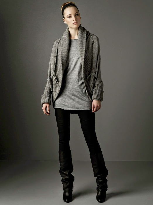 Nuevos looks y estilos de Zara, Otoño-Invierno 2009/2010