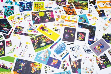 ¡Así es! Splatoon también contara con un colorido Artbook de más de 300 páginas