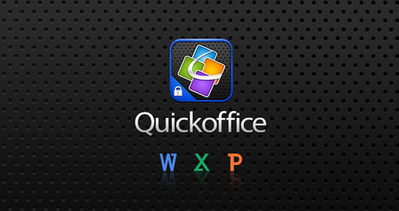 Quickoffice disponible de forma gratuita en Android e iOS para usuarios de Google Apps