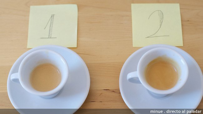 Marcilla vs Nespresso - descafeinados