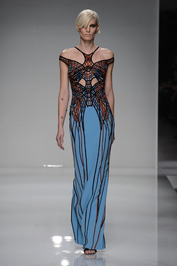 Foto de Versace Atelier colección Primavera-Verano 2016 (28/47)