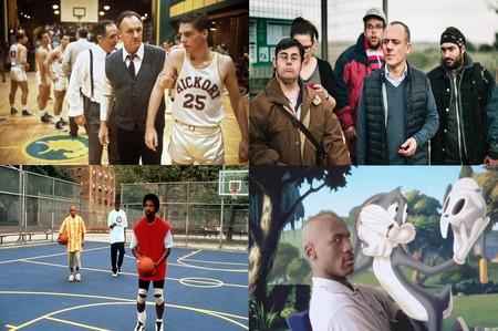 Cine y baloncesto: las 13 mejores películas con jugones, mates y canastas en el último segundo