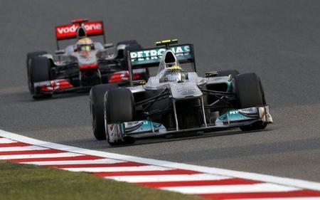 Norbert Haug asegura que el rendimiento de Mercedes en China no es casualidad y que puede repetirse