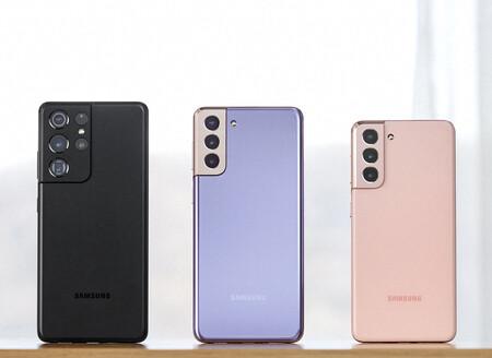Las cámaras de los Samsung Galaxy S21, S21+ y S21 Ultra, explicadas: hasta cuatro cámaras y un sensor láser para competir por la mejor foto