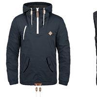 Oferta  en Amazon: chaquetas para hombre con 20% de descuento en marcas como Blend, Indicode o Solid