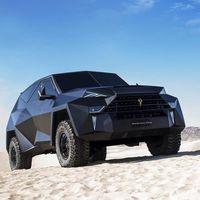 Si Batman tuviera un SUV sería este Karlmann King: blindado, de 6 toneladas y 1,6 millones de euros