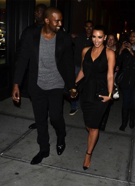 Kim Kardashian... ¿y Kanye West? ¿Conseguirá reformarla de hortera de bolera a divina?