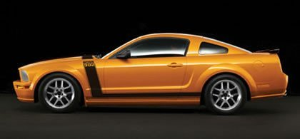 2008 Ford Mustang Boss
