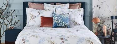 La ropa de cama más bonita para renovar el dormitorio la tienes con descuentos en El Corte Inglés