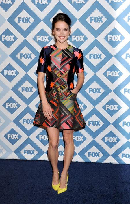 Jessica Stroup fox