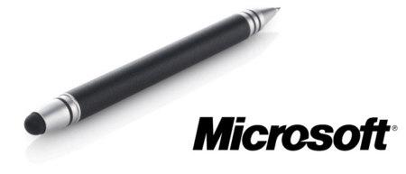 Microsoft está desarrollando un stylus que funcionará en casi cualquier pantalla