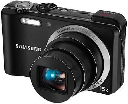 Samsung WB650 con controles manuales, zoom 15X, pantalla AMOLED y GPS
