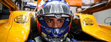 Sainz Estrella Galicia Mclaren F1 2019