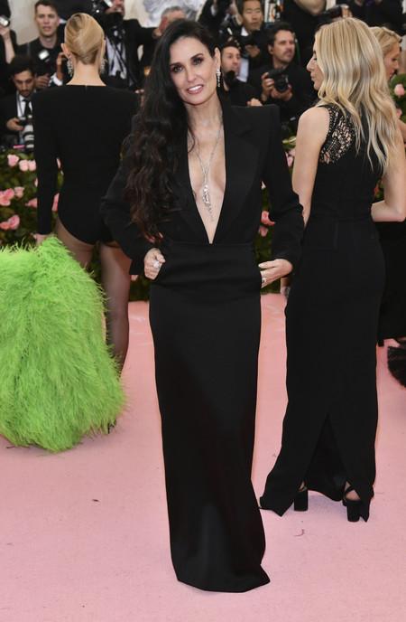 Demi Moore gala met 2019
