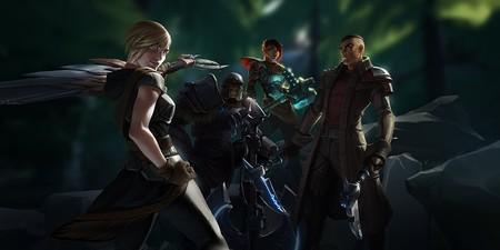 El RPG cooperativo Dauntless calienta motores para el E3 2017 con un nuevo gameplay