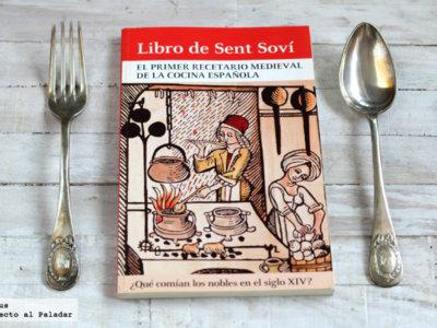 El libro de Sent Soví. Libro de cocina