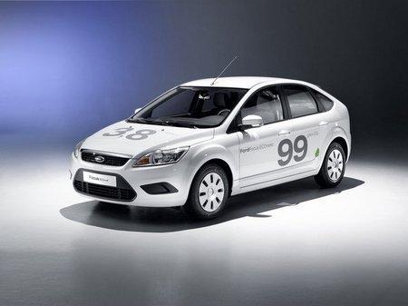 Ford quiere sus ECOnetic al nivel de los BlueMotion de Volkswagen