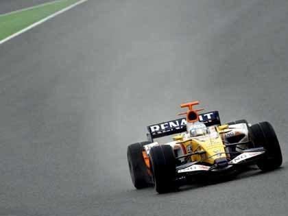 La lluvia podría afectar también al GP de Francia