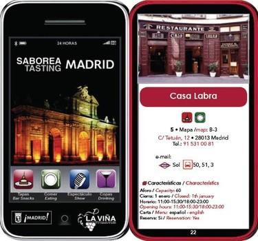 Saborea Madrid