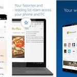 Microsoft Edge para Android: así es la preview del famoso navegador en nuestros smartphones