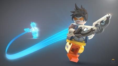 Overwatch estrena corto animado en clave de LEGO, y es una verdadera genialidad