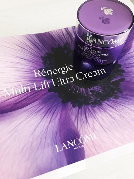 renergie Multi lift ultra cream lancome