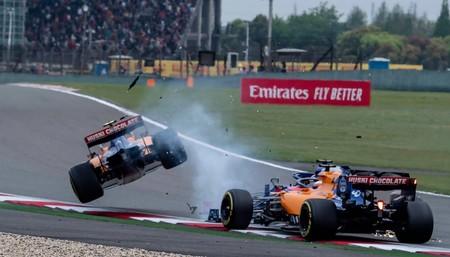 Mclaren Norris Mclaren China Formula1