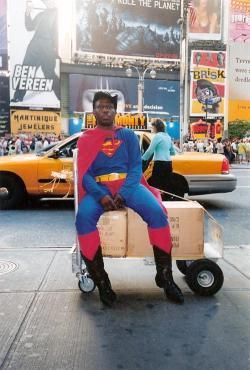 Superman tambien tiene Carnaval