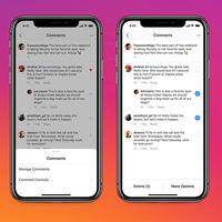 Instagram añade el borrado por lotes de comentarios y más opciones de privacidad