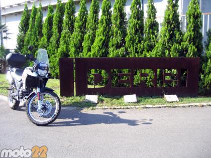 Derbi Terra Adventure 125