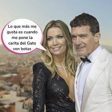 Nicole Kimpel confiesa qué le sigue enamorando de Antonio Banderas desde que viven juntos en su impresionante ático de Málaga