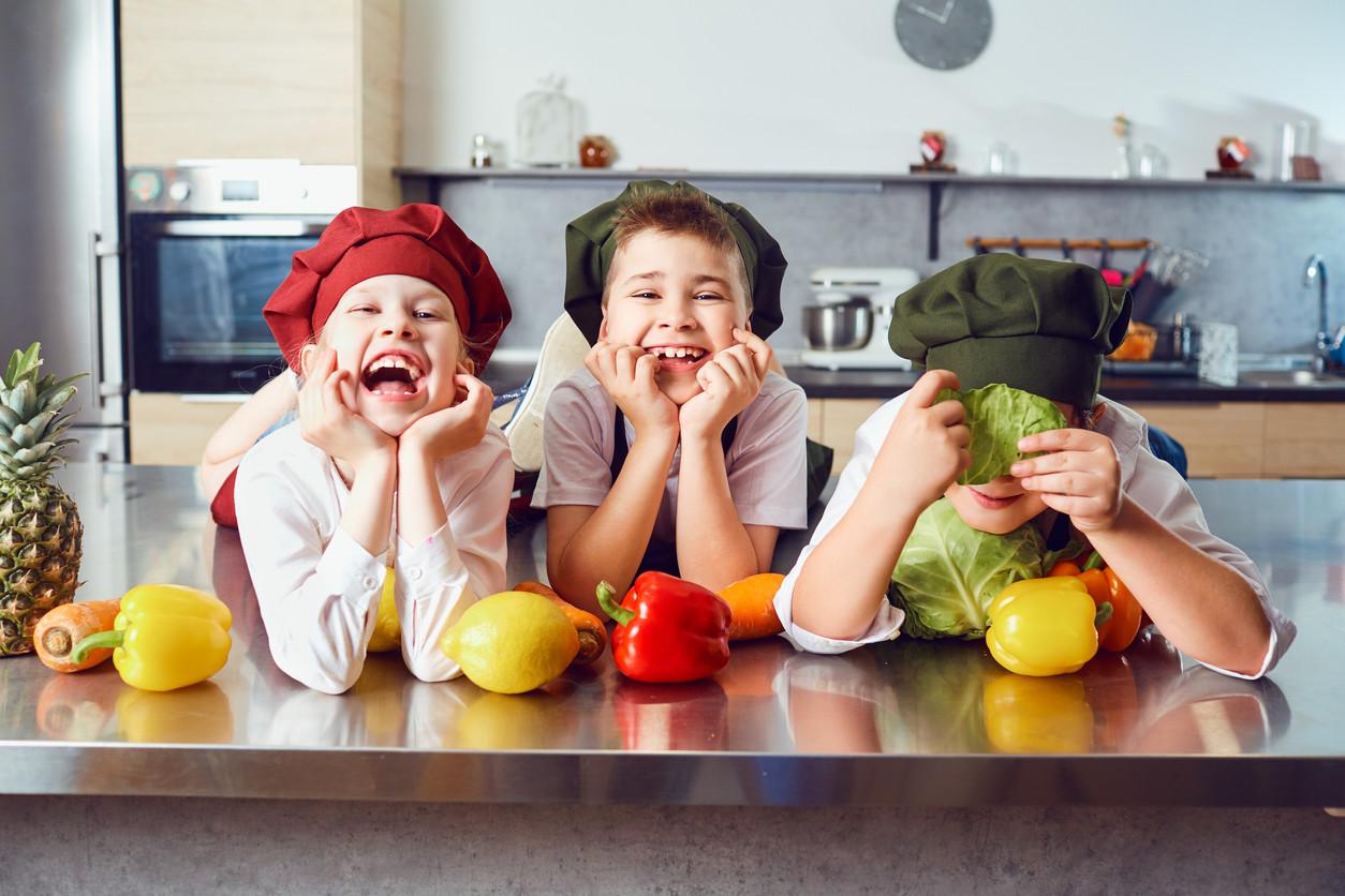 'Cultura gastronómica', la nueva asignatura en los colegios: una genial idea para aprender a comer y prevenir...