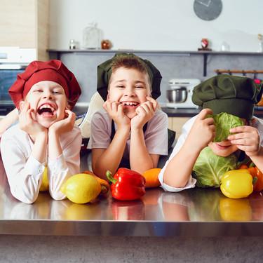 'Cultura gastronómica', la nueva asignatura en los colegios: una genial idea para aprender a comer y prevenir la obesidad infantil