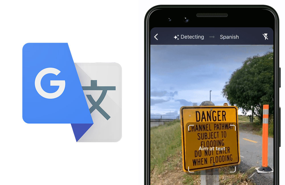 Google Translator improves the instant translation of the camera: these are the novelties