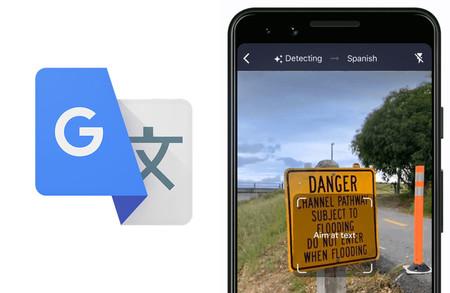 El Traductor de Google mejora la traducción instantánea de la cámara: estas son las novedades