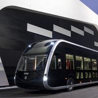 Zaragoza y sus 'tranvías sobre el asfalto': estos futuristas autobuses 100% eléctricos jubilarán a los diésel de forma definitiva