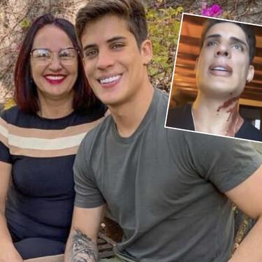 La brutal agresión que casi acaba con la vida de Tiago Ramos, el joven novio de la madre de Neymar